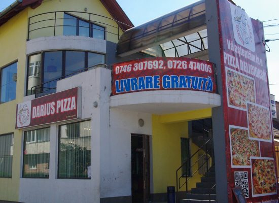 Darius Pizza - Str Dunării nr.78