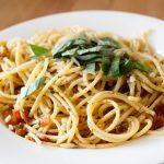 Spaghete Al Olio
