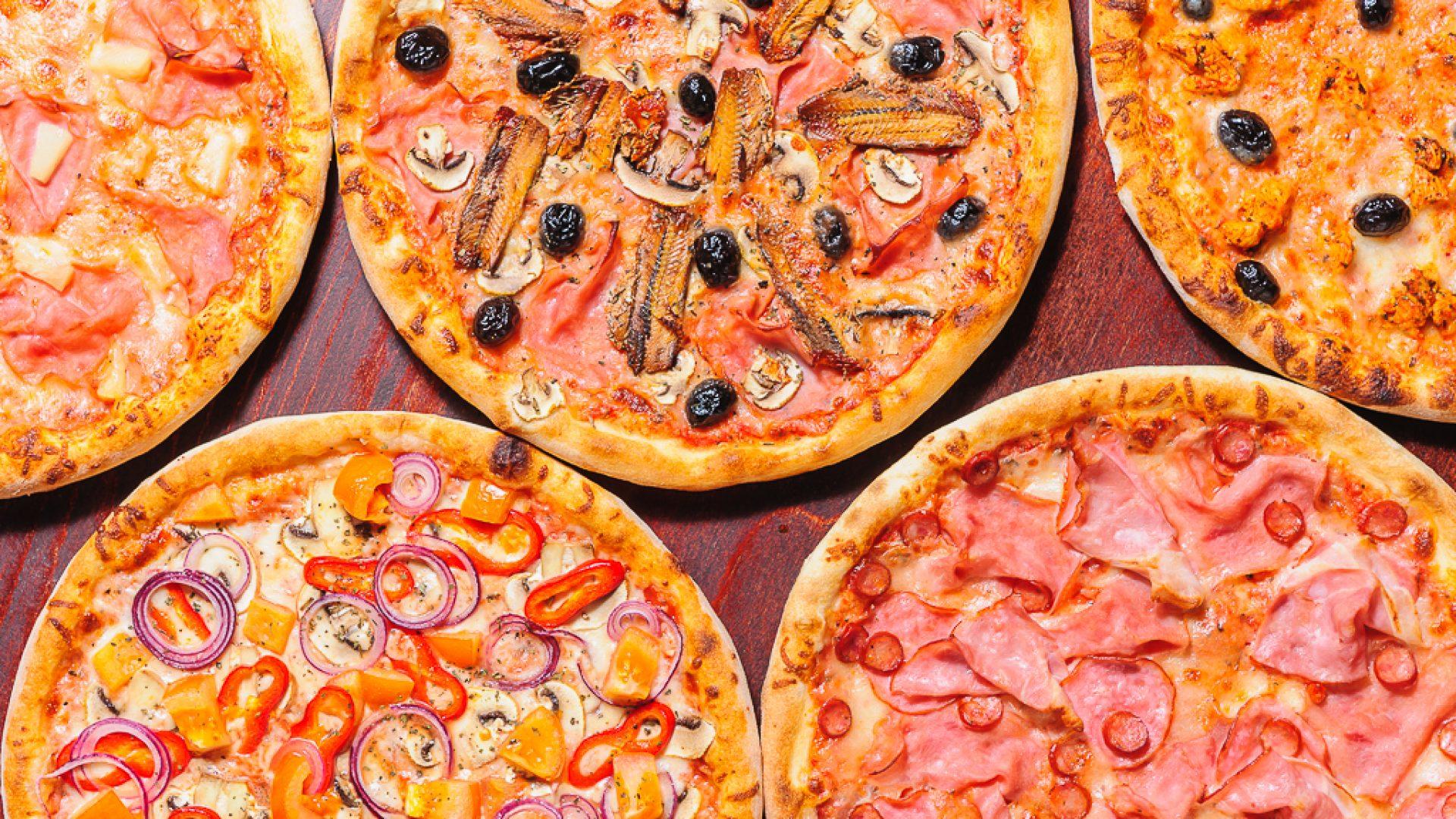Darius Pizza