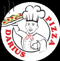 Logo Darius Pizza