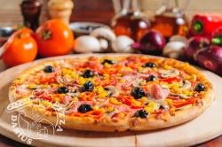 Pizza Darius - Specialitatea casei