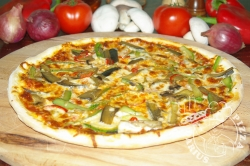 Pizza Marinata