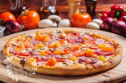 Pizza Vegetariana